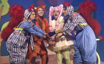 מתוך ההצגה - שועלון מחפש חברים, תיאטרון אורנה פורת