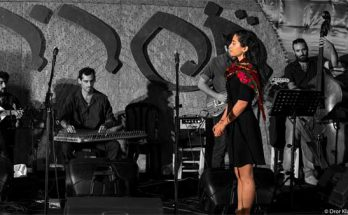 אלהאם الهام Ilham – מופע של הרכב מוסיקלי המורכב מנגנים יהודים וערבים