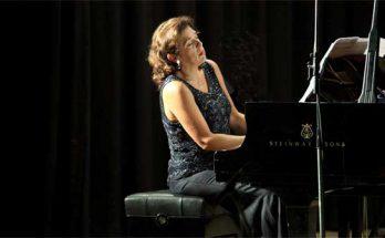 הפסנתרנית אלנה בשקירובה