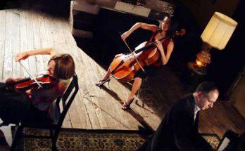שלישיית עתר - Atar Piano Trio