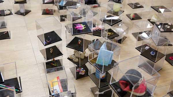 התערוכה פרויקט אשדוד- דיוקן עיר