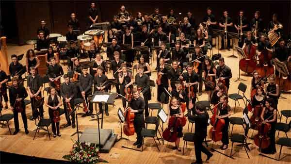 התזמורת הפילהרמונית הצעירה